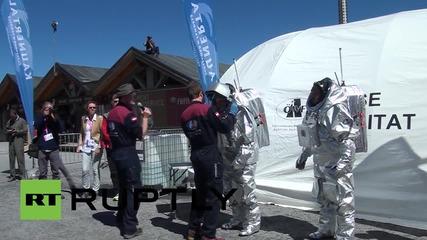 Австрия: Учени симулират първото стъпване на Марс