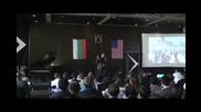 Консерватизмът у българина - Стийв Кайл - StartUP@Blagoevgrad 2012 1/4