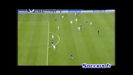 Essien 1 - 0 (chelsea 6 - 0 Man City) 07/08