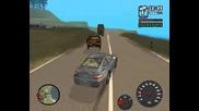 Малко Gameplay на Gta San Andreas G-mod