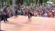 Qualifications European Street Masters Jam 2015 - Battle 4