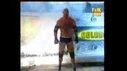 Wwe Goldberg Vs Steven Richards