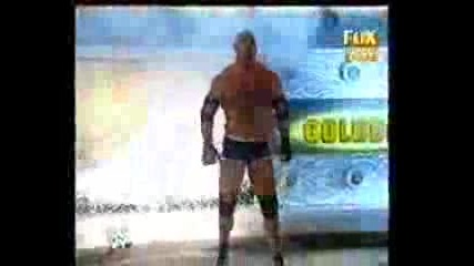 Wwe Goldberg Vs Steven Richards