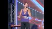 Мария и потъващия Титаник в X Factor Bulgaria!