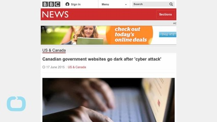 Canada Government Websites Hacked