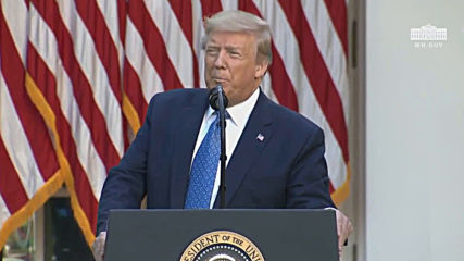 USA: 'I am your President of law and order' says Trump as he threatens to deploy military