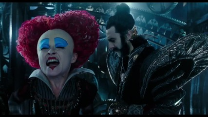 Alice Through the Looking Glass *2016* Trailer
