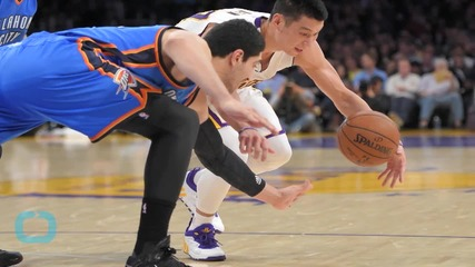 Lakers Start First Asian-American Backcourt in NBA History