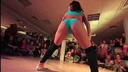 Няма как да не ти се зарадват сетивата на тези Twerk танци със секси мацки