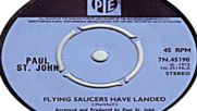 paul st.john--flying Saucers Have Landed -1972 glam rock