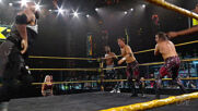 Hit Row vs. Ever-Rise: WWE NXT, June 22, 2021