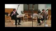 M. Castelnuovo - Tedesco - Sonatina for flute & guitar op.205 , 1 movt.