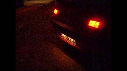 Alfa Romeo 146ti Flame Exhaust