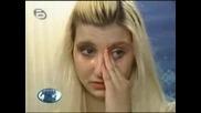!! Music Idol 2 Театрален Кастинг - момичето с хелия!!тотална гавра с нея!!!