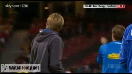 Nuremberg - Vfl Bochum 0:1