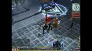 2 Moons - Segita Hunter Vs Azure Knight