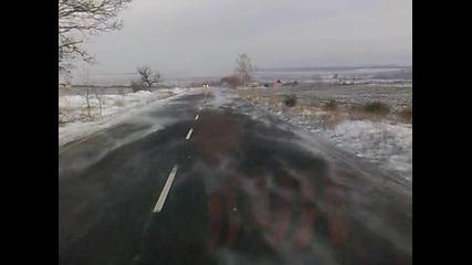 Аround Burgas -13*c 31.01.2012