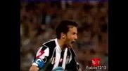 Juventus : Real Madrid - {Del Piero Gol}