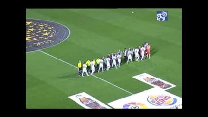 Еркулес 2:4 Реал Мадрид Кастия