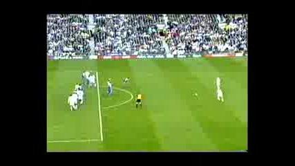 David Beckam Free Kick
