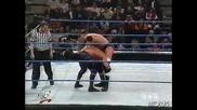 WWF Chris Benoit vs. Triple H - Първият Мач На Беноа Във Федерацията