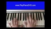 Как Се Свири Because Of You (Ne-Yo) На Пиано