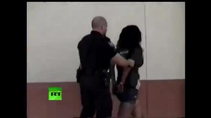 Police brutality in Arizona