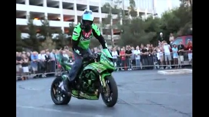 Stunt Life with Jason Britton and Kane Friesen Xdl Stunt Ride