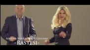 Adelina Ndoj & Arben Gjeloshi - Rastesi ( Official Video Hd)