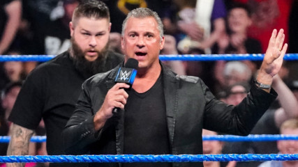 Kevin Owens crashes Shane McMahon's Town Hall Meeting: SmackDown LIVE, July 16, 2019