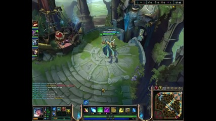 Staz Playing League of Legends With Sona