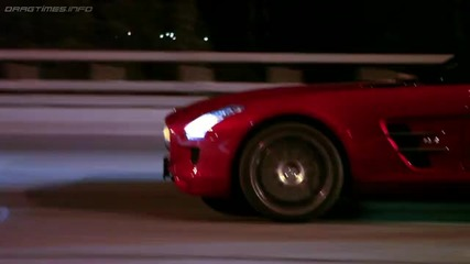 Mercedes Sls 63amg