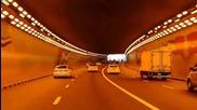 Разходка с кола по булевард Шейх Зайед Дубай!