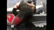 Wwe - John Cena  Hbk Vs. Батиста И Гробаря