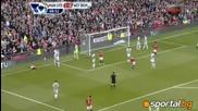 Манчестър Юнайтед - Уест Бромич 2:0 ( Premier League 11.03.2012 )