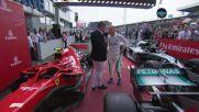 Хамилтън: Винаги трябва да вярваш, молих се много преди състезанието