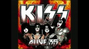 Kiss - I Was Made For Loving You Baby [whit Lyrics]!!!