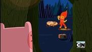 Adventure Time - Време за Приключения - Сезон 6 пизод 28 - The Mountain