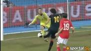 Австрия - Белгия 0 - 2