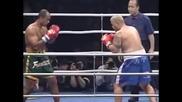 K-1 World Grand Prix 2001 Финал Mark Hunt vs Francico Filho