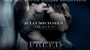 Julia Michaels - Heaven ( Fifty Shades Freed )