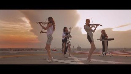 Indila - Derniere Danse ( Amadeus Quartet - violin cover instrumental)