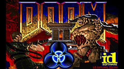 Най-великата компютърна игра - Doom 2 Soundtrack - Barrels o Fun [hd]