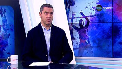 Евгени Иванов: Нивото на Суперлигата се вдига постоянно