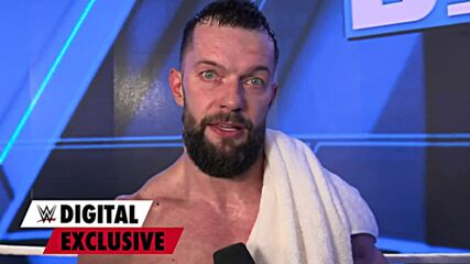 Finn Bálor stands ready to take the crown to the top: WWE Digital Exclusive, Oct. 15, 2021