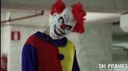 Луд клоун убиец - страх и смях!