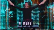 Фантастичен фокусник в America's Got Talent 2015