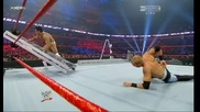 Wwe Extreme Rules 2011 Част 11/15 Hd
