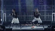 Tohoshinki 東方神起 duo - Champion Tree Tour [eng + romaji + 日本語 + karaoke sub]