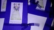 Сватбени покани за шаферки от Pokanilux.com